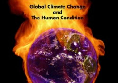 "Strom's new book  will be published in April. ""Hot House"" refers to periods in Earth history when it was so hot that there was no ice and the temperature of the Arctic Ocean was about the same as the ocean temperature at Hawaii today. Tropi"