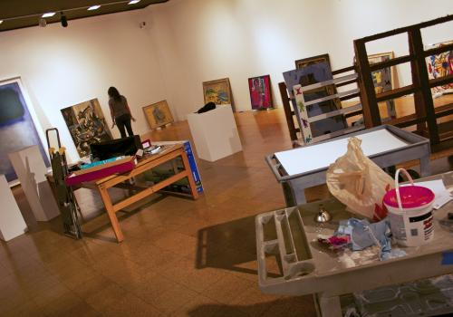 In honor of its history of donors, the UA Museum of Art has just refreshed its exhibition space, making room for pieces in its collection that, in some cases, have not been on display for decades. The UAMA has hundreds of members and welcomes tens of thou