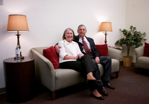 Bruce R. and Patricia A. Bartlett have committed $2 million to support the UA SALT Center.