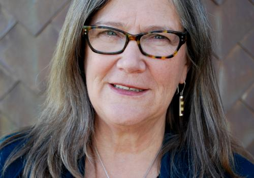 Even as she travels around the country for residencies and readings, Alison Hawthorne Deming is committed to the UA. She was one of four scholars selected to serve as Agnese Nelms Haury Chair of Environment and Social Justice at the UA, has been a directo