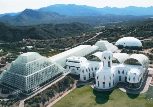 Biosphere 2 will become official property of the UA, thanks to two generous gifts.