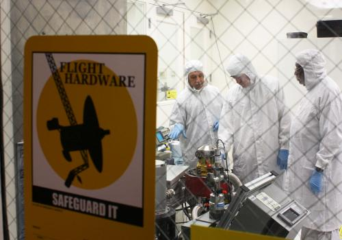 Led by UA Regents' Professor Marcia Rieke, a team of UA scientists and engineers has designed and built key components for the James Webb Space Telescope's Near Infrared Camera.