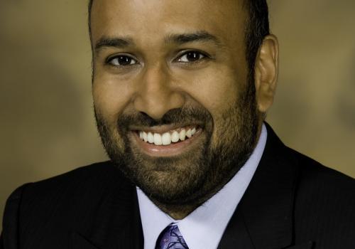 Gautam Gowrisankaran, an associate professor of economics in the UA's Eller College of Management