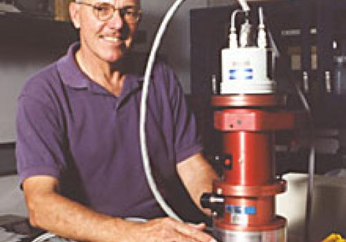 The UA's William Hubbard has studied Jupiter for most of his career.