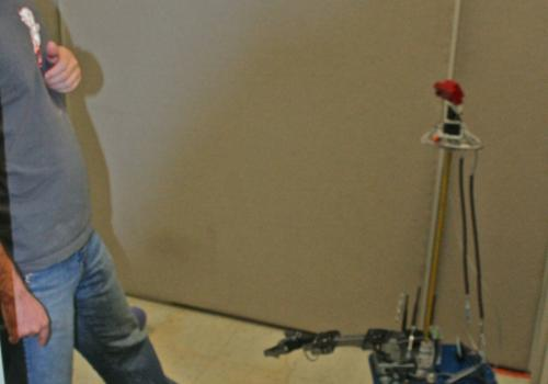 UA researcher Ian Fasel is building robots that are learning to perform tasks with very little human programming.