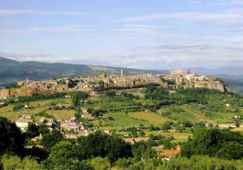 "Soren leads the UA's most popular study abroad program, ""Arizona in Orvieto,"" in Italy each summer."
