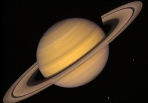NASA's Cassini spacecraft delivered this glorious view of Saturn on Dec. 18, 2012, taken while the spacecraft was in Saturn's shadow. The cameras were turned toward Saturn and the sun so that the planet and rings are backlit.