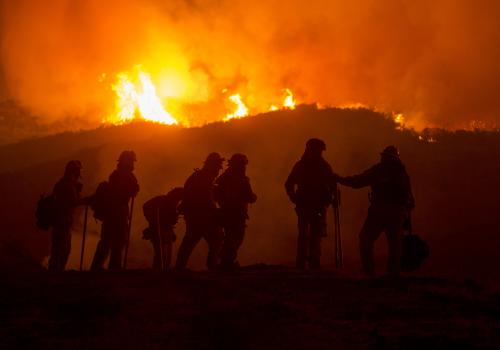 Wildfire suppression costs are already stretching the limits of government budgets, and the costs of fighting wildfires will only grow as annual area burned increases and wildfire frequency increases.