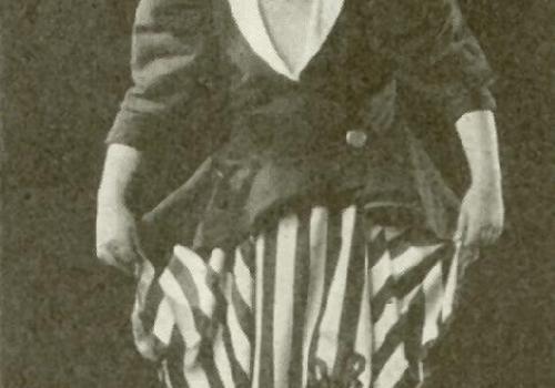 Vaudevillian Sophie Tucker