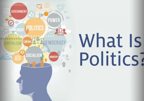 """One of the unique aspects of the course """"What is Politics?"""" is that it is both a general education course for UA undergraduates and a Humanities Seminars Program class for community members."""
