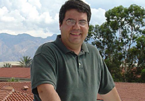 Chris Castro, assistant professor, department of atmospheric sciences