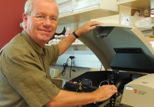 David Galbraith is a member of the UA's BIO5 Institute and the Arizona Cancer Center.