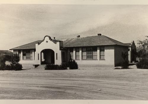 The Dunbar School in the 1950s.
