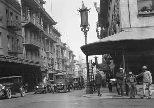 As the bubonic plague spread in the early 1900s, San Francisco's Chinatown was the subject of a quarantine order that was later struck down as it failed to treat everyone equally under the law.
