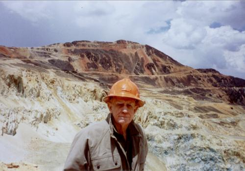 J. David Lowell was considered one of the mining industry's most successful entrepreneurs.