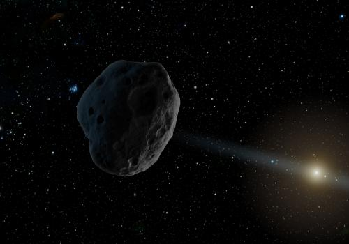 Unseen asteroids may be lurking in the solar system, in places that are difficult to observe from Earth.