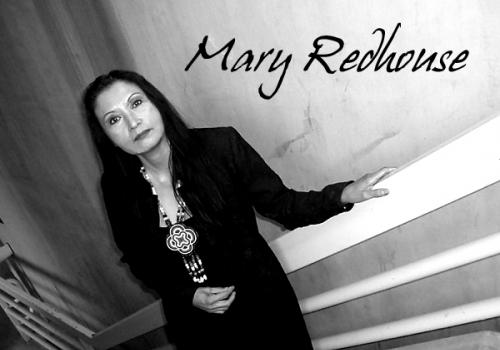 2005 Grammy nominee Mary Redhouse will play'eco-spiritual' on the native flute at Biosphere 2's first Earth Day Festival.