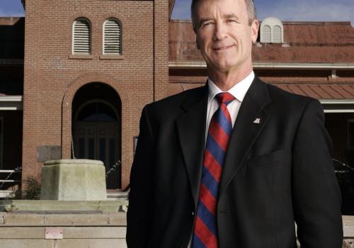 Since his arrival at the UA in 2006, UA President Robert N. Shelton has worked to advance the University's status and stature while also expanding enrollment and access during one of the country's most tumultuous economic periods.