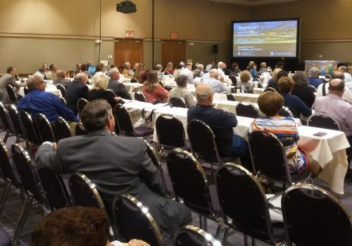 """The report, """"Arizona's Agribusiness System: Contributions to the State Economy,"""" was presented during the Arizona Farm Bureau's annual meeting on Nov. 3."""