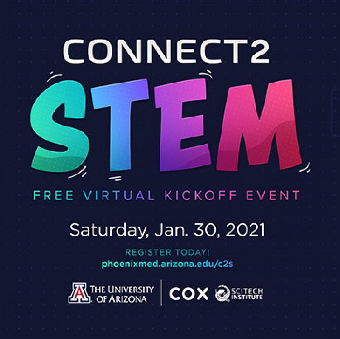 Connect2STEM logo