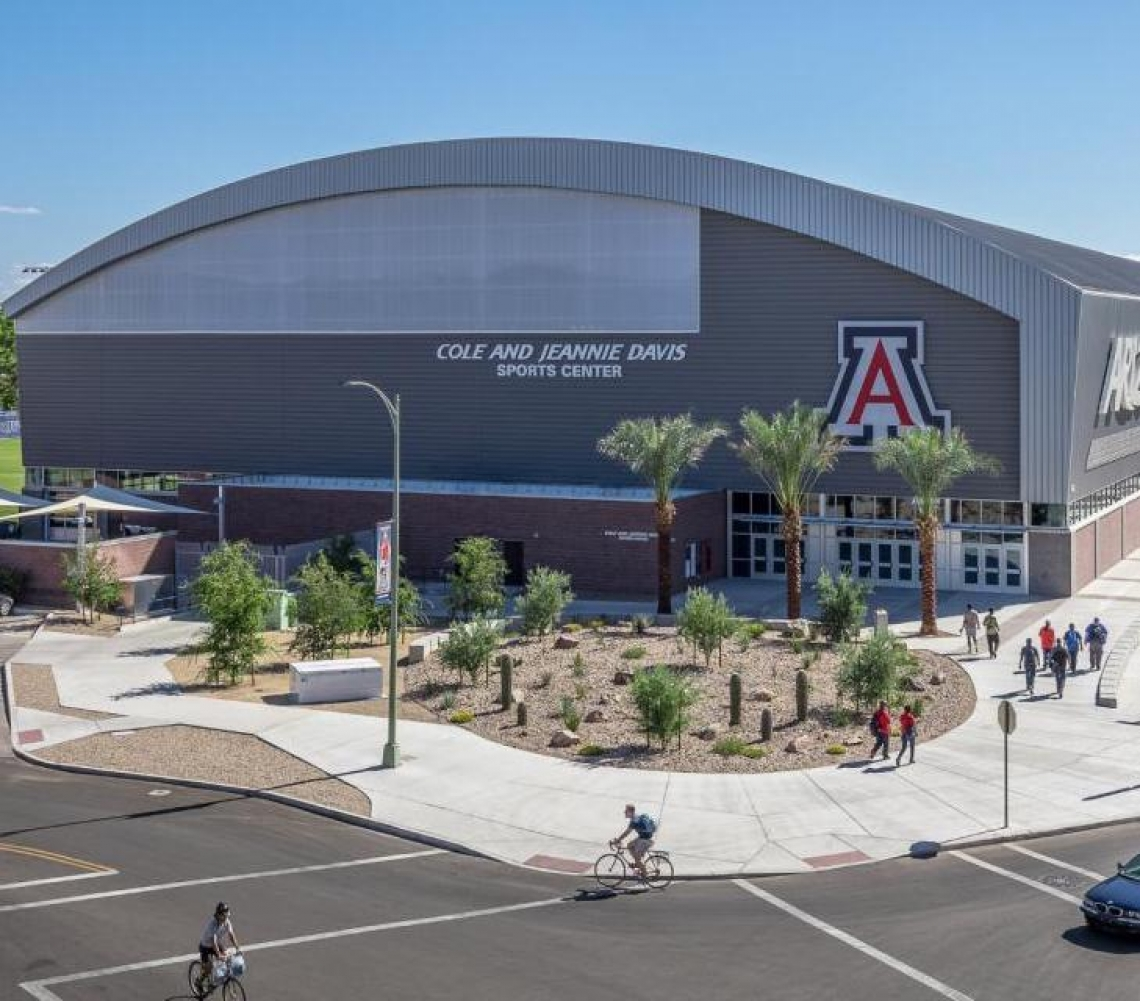 Cole and Jeannie Davis Sports Center