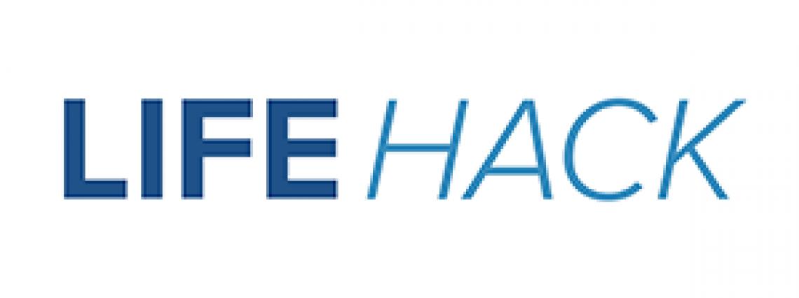 LifeHack graphic element