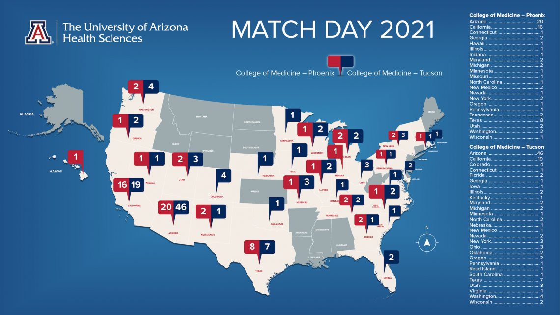match day map
