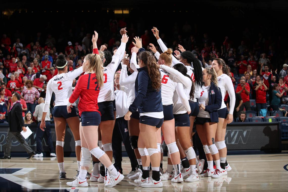 UA volleyball student-athletes will be enrolled in a study abroad class on their upcoming European trip.