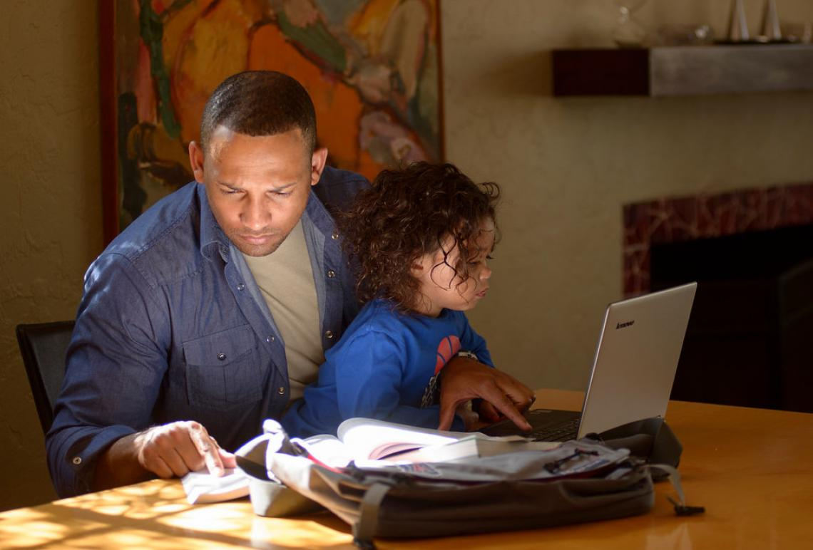 Many Arizona Online students are adults working full time and parents who seek the flexibility of online courses.