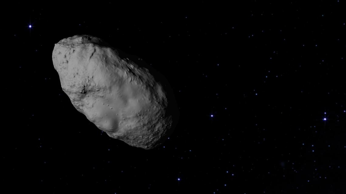 Bennu is among millions of primitive asteroids composed of molecules that may have been the precursors to life on Earth.