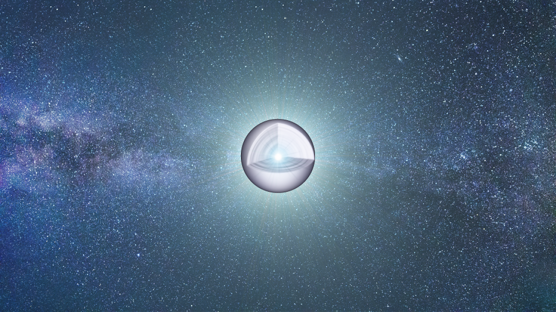 A faint glow from the Earth-size white dwarf star KIC08626021, located 1,375 light-years away near the Cygnus and Lyra constellations, reaches us. Its slight surface vibrations — stellar quakes — were measured with great accuracy. For the first time, thes