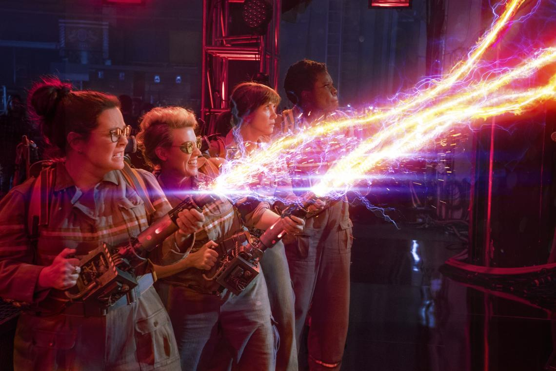 """""""Depending on its box-office success, 'Ghostbusters' will encourage or discourage future remakes with gender reversals. But this may depend as much upon its toy sales and international success as its appeal to American fans,"""" says UA film expert Joshua Gl"""