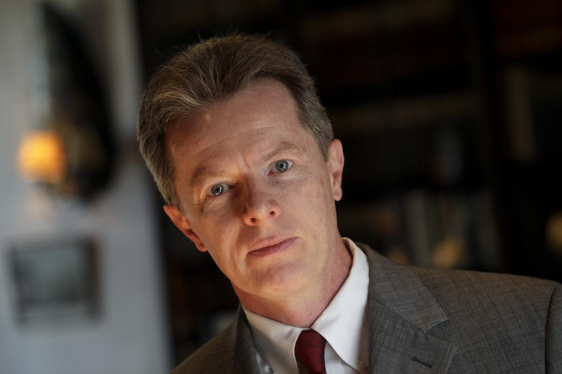 David Schmidtz, director of the Center for the Philosophy of Freedom