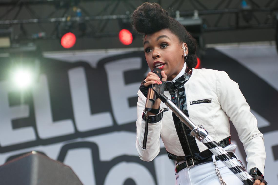 Musical artist Janelle Monáe explores love, imagination, the body, power structures and justice through a science-fiction frame called Afrofuturism, one that is seeing renewed interest, according to UA researcher Bryan Carter.