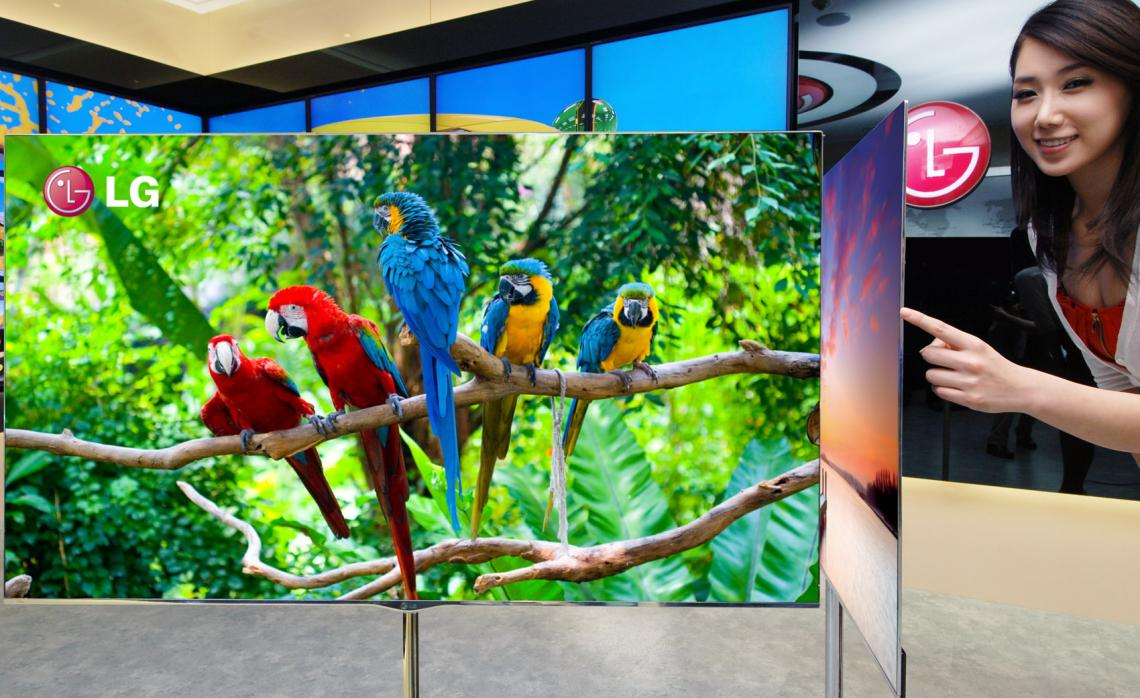Organic semiconductors increasingly are used to manufacture ultrathin, ultra-high-definition and flexible displays for TVs, mobile phones and other products.