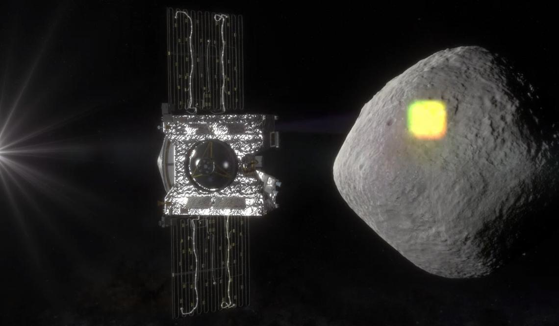 The mapping of the surface of the asteroid Bennu will be an important stage of the UA-led OSIRIS-REx mission.