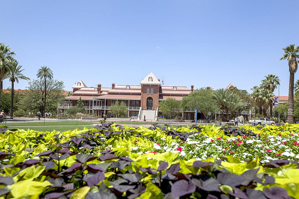 The U.S. Green Building Council Arizona is honoring the Old Main renovation and restoration project for its outstanding leadership and innovation in raising the bar for sustainable building design, and for gaining LEED certification.