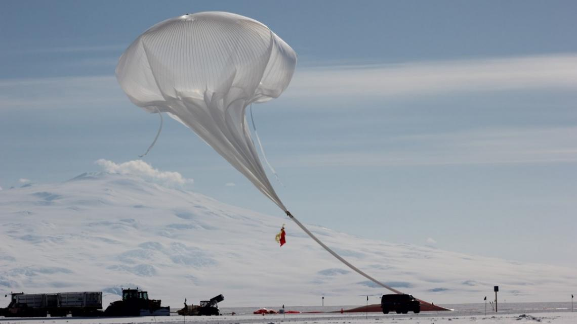 Christopher Walker's team successfully launched the Stratospheric Terahertz Observatory  from McMurdo in Antarctica on Dec 8, 2016.