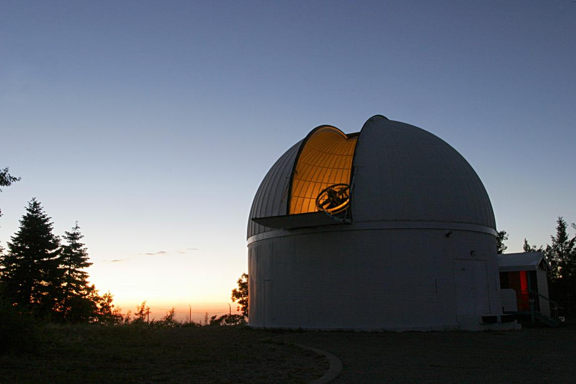 The Catalina Sky Survey, located at the Mount Lemmon Observatory in the Catalina Mountains north of Tucson, carries out searches for near-Earth objects, or NEOs.