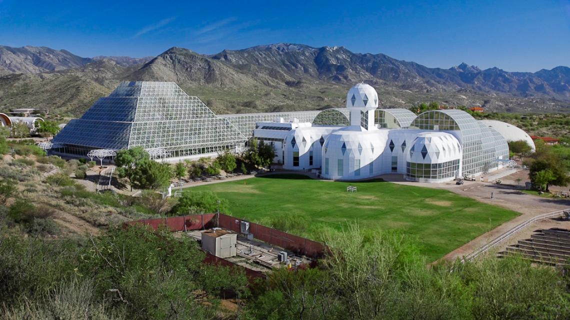 Edward P. Bass' $30 million gift to support Biosphere 2 is among the largest donations ever made to the UA.
