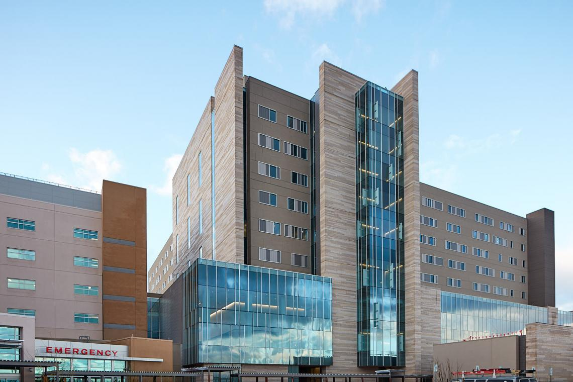 Banner – University Medical Center Tucson's new patient tower will be open to patients beginning April 22.
