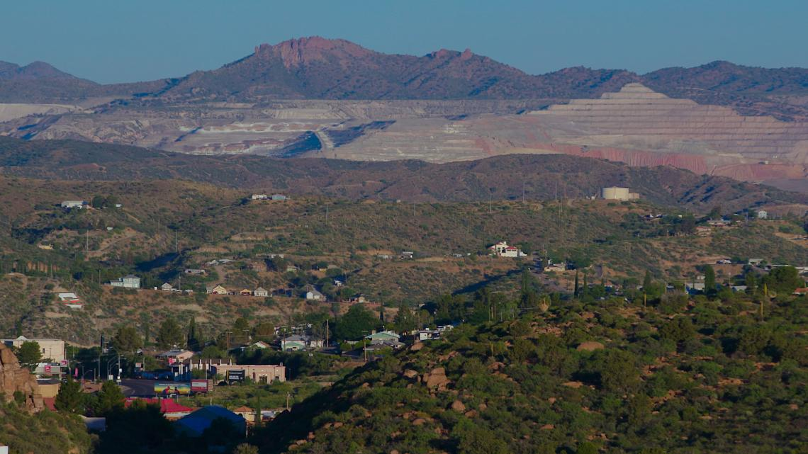 Communities like Globe-Miami neighbor mining and hazardous waste sites. The University of Arizona Superfund Research Center provides funding for researchers to collaborate alongside communities to better understand environmental and public health concerns