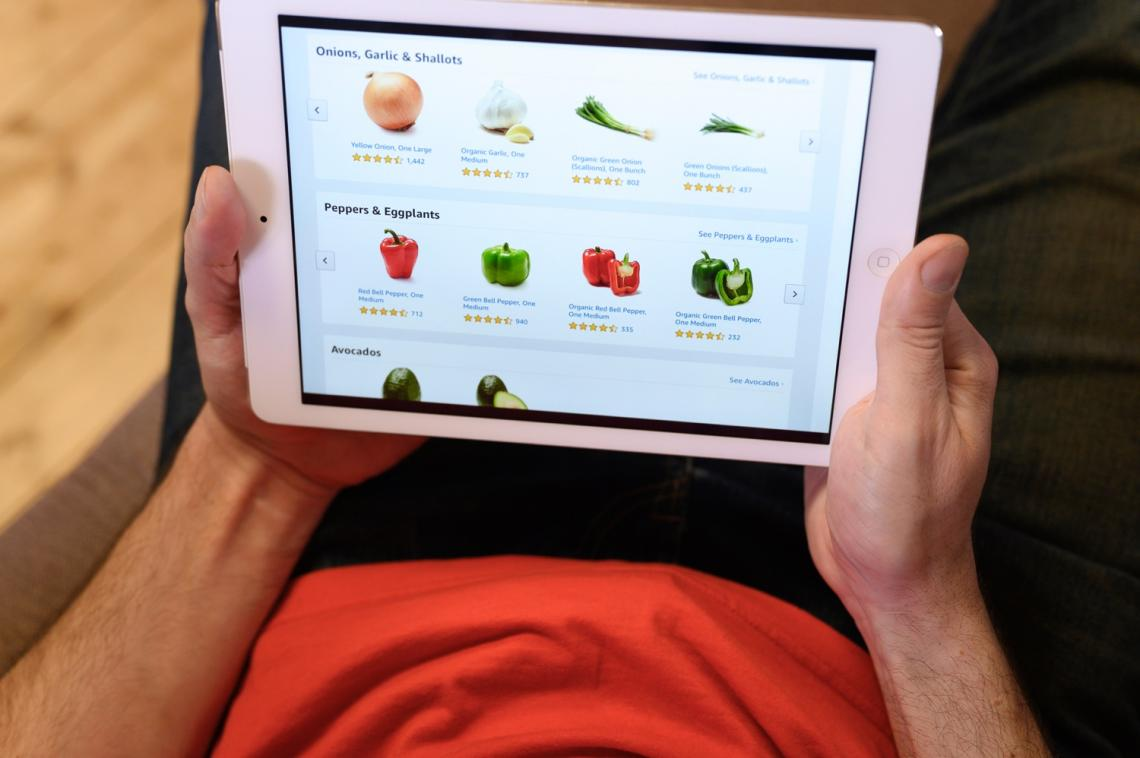 Many consumers tried online grocery buying for the first time in March, and the trend may continue, says UArizona researcher Sabrina Helm.