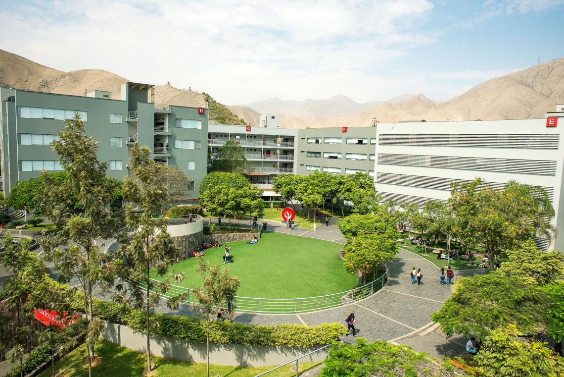 La Universidad Peruana de Ciencias Aplicadas, in Lima, Peru, will be the site of one of the UA's newest micro-campuses, UA Lima.