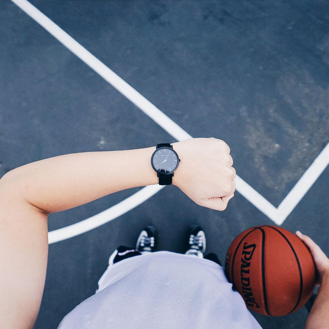 Forty-three percent of athletes surveyed said they get less than seven hours of sleep a night.