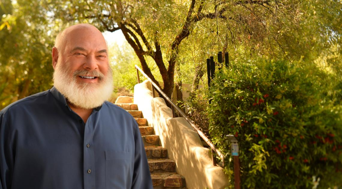 Andrew Weil, Director, Andrew Weil Center for Integrative Medicine