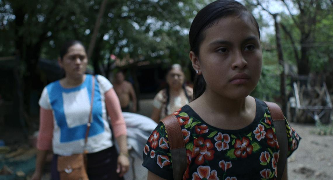 """Among the films featured at Tucson Cine Mexico this year is """"Guie'dani's Navel,"""" directed by Xavi Sala, which will have its Arizona premiere on March 29. Sótera Cruz  stars in the film, which follows a young girl who moves from her Oaxacan village to Mexi"""