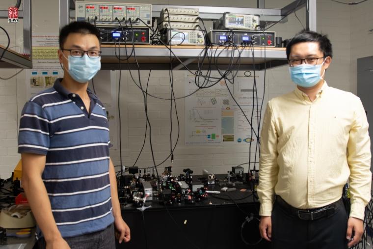 Quntao Zhuang and Zheshen Zhang