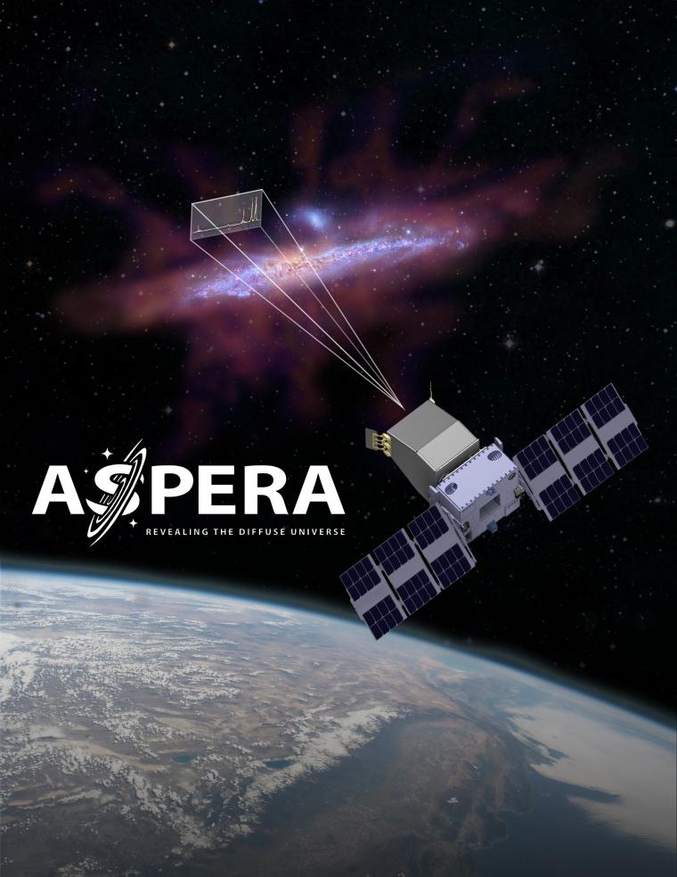Aspera mission image