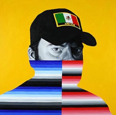 self portrait of alejandro macias